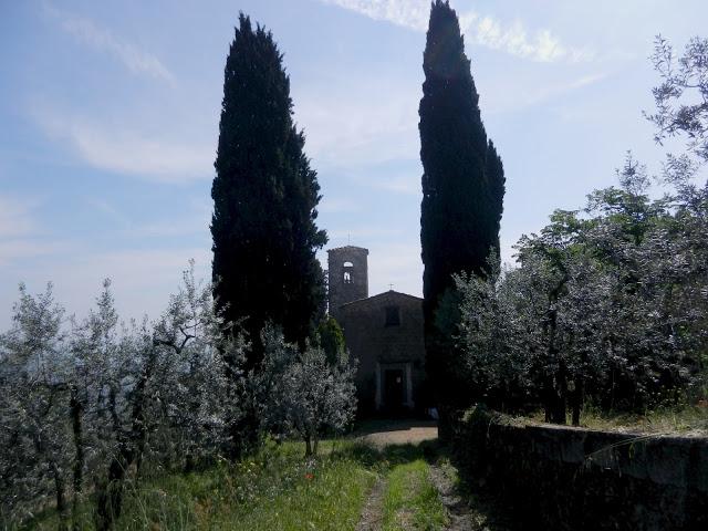 Chiesa di San Lorenzo a Montalbiolo – Carmignano