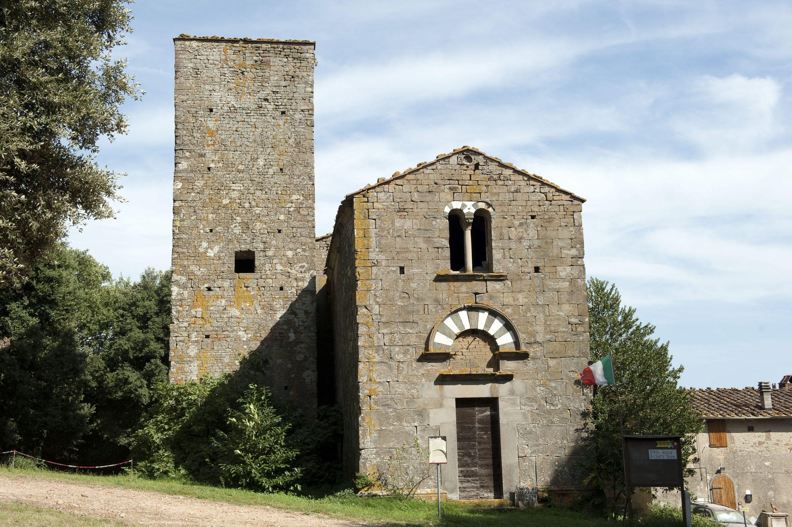 Chiesa di San Giusto - Carmignano