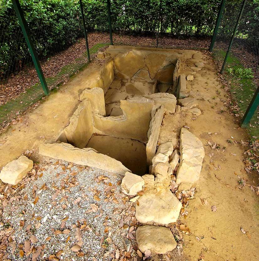 Parco Archeologico di Carmignano | Tomba dei Boschetti