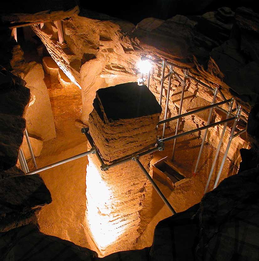 Parco Archeologico di Carmignano | Tumulo di Montefortini