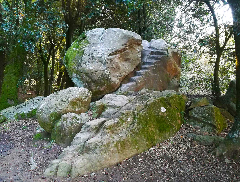 Parco Archeologico di Carmignano | Area archeologica di Pietramarina