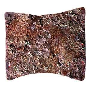 Pettorale di bronzo